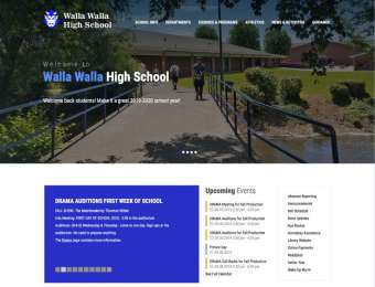Walla Walla High School
