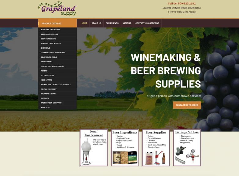 Grapeland Supply