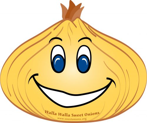 Walla Walla Sweet Onion Fan