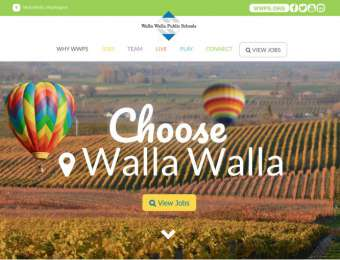 Choose Walla Walla